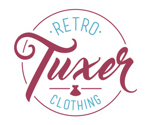 Tuxer Retro Clothing - Logo