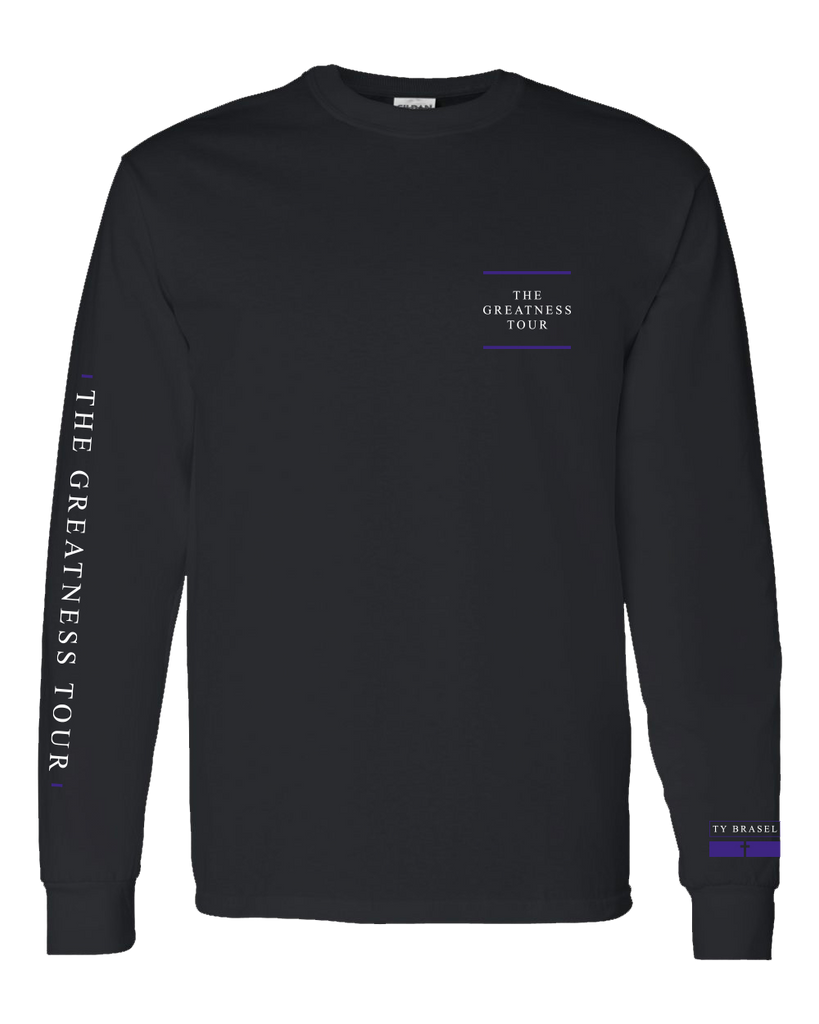 Destined For Greatness Digital Album + Long Sleeve Tour Tee