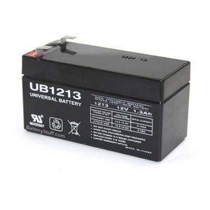 BW 12v 1.3ah Sealed Lead Acid
