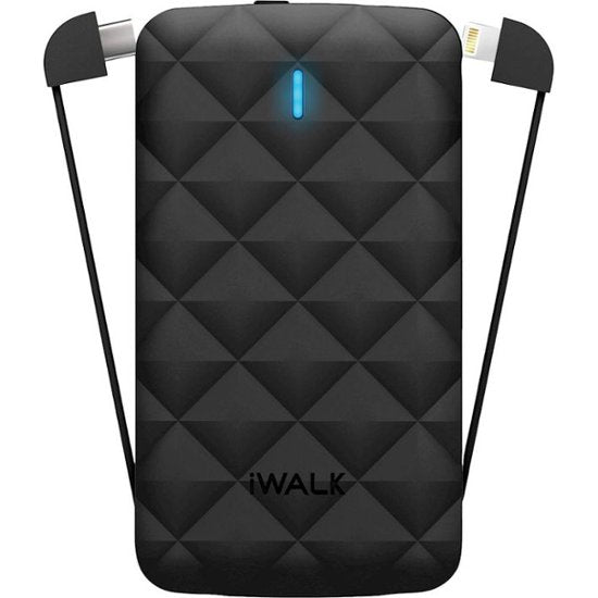 iWALK - Duo 3000 Power Bank 3,000 mAh