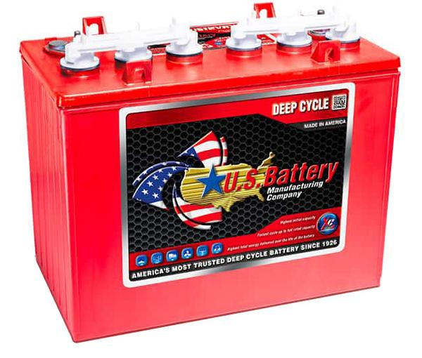 12V 155AH US Battery