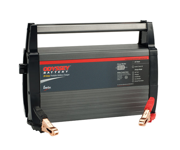 Odyssey 20 Amp Charger