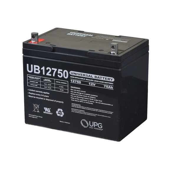 BW 12v 75ah Group Size 24`