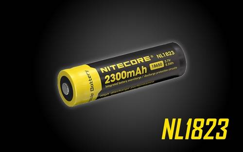 NITECORE NL1823 2300mAh Rechargeable 18650 Battery