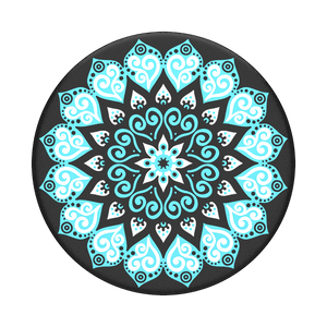 PopSockets - Mandalas Device Stand and Grip - Peace Sky
