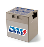 Power Wheels Grey Battery