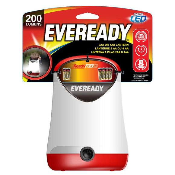 EverReady 4AA AREA LANTERN