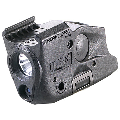 Streamlight TLR-6 Pistol-Mount Flashlight 100 Lumen (Non-Rail 1911)