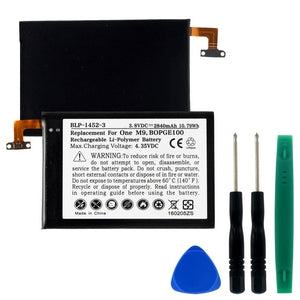 HTC B0PGE100 3.8V 2840mAh LI-POL BATTERY