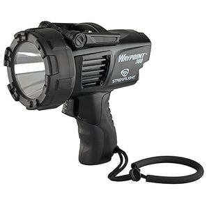 Waypoint Rechargeable  Black - 1000 Lumens
