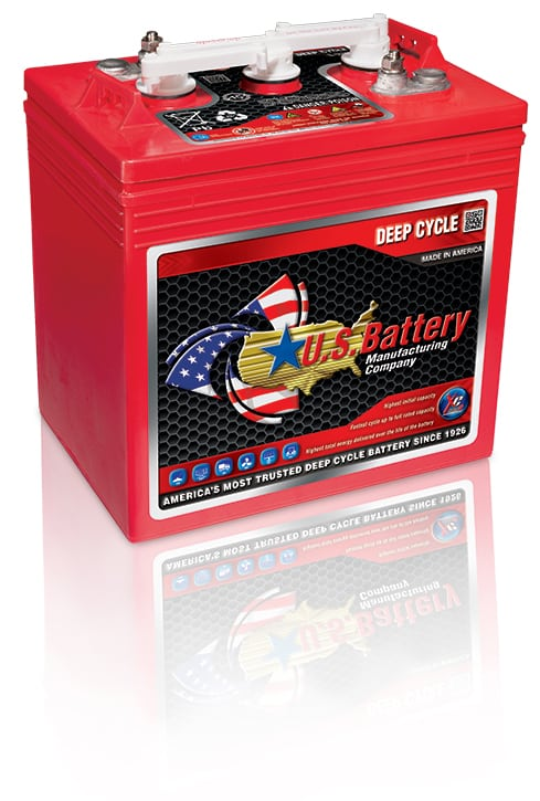 US Battery 6v 220ah GC2
