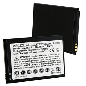 BLU C684804150T 3.7V 1500mAh LI-ION BATTERY