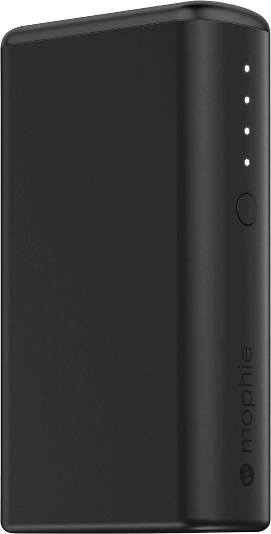 mophie - Powerboost Power Bank 5,200 mAh - Black