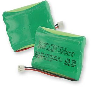1X3AA/D CONNECTOR NiMH 1500mAh