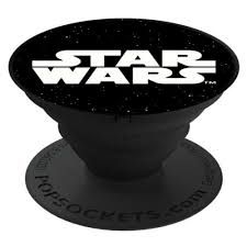 PopSockets - Star Wars Device Stand and Grip - Star Wars Logo
