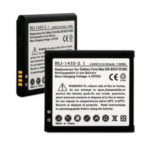 SAMSUNG EB-BG510CBC 3.8V 2100mAh LI-ION BATTERY
