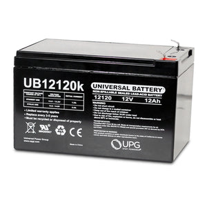 BW 12v 12ah NB Sealed Lead Acid