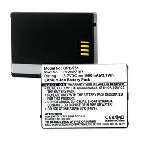 CISCO LINKSYS WIP300 WIP320 3.7V 1000mAh LI-0ION BATTERY