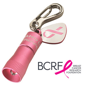 Nano Light Keychain Pink(Breast Cancer)