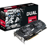 Dual Series RX 580 4GB OC