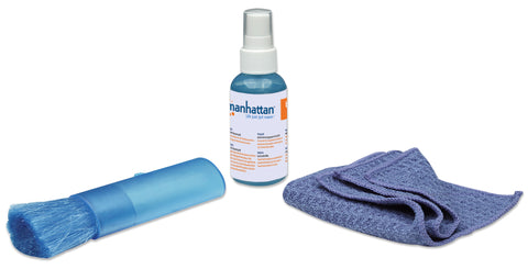 MANHATTAN LCD Mini Cleaning Kit,  Alcohol-free
