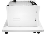 HP  LASERJET 2,000-SHEET HCI WITH STAND