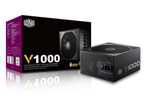 Cooler Master Co., Ltd 1000W V Series Power Supply
