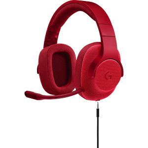 G433 7.1 Surround Gaming Red