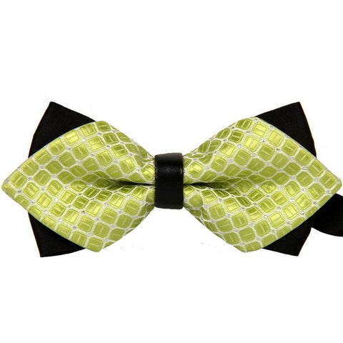 Colorful, patterned Men's Bow-tie by SayItWithSocks.co