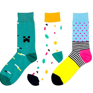 British Style Novelty Women's Crew Socks by SayItWithSocks.co