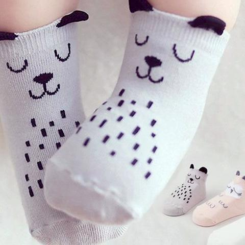 Non-slip Cute Cartoon Baby Socks