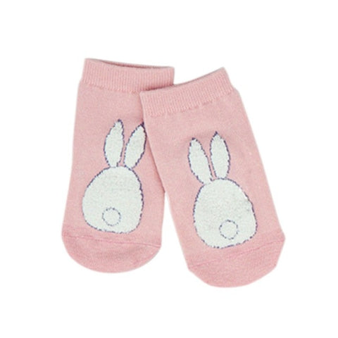 Cute Bunny Baby Socks by SayItWithSocks.co