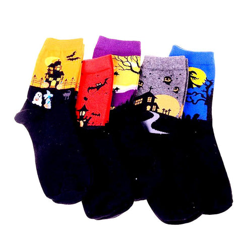 Cool Halloween Women's Ankle Socks by SayItWithSocks.co