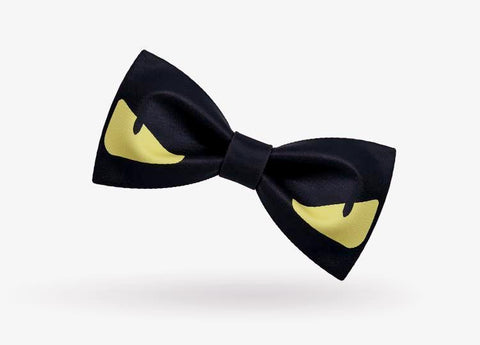 Cool Fashion Cartoon Bow Tie by SayItWithSocks.co
