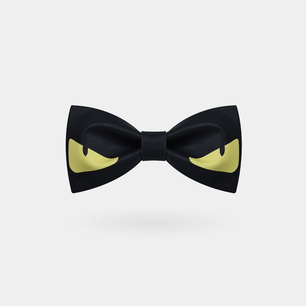 Cool Fashion Cartoon Bow Tie