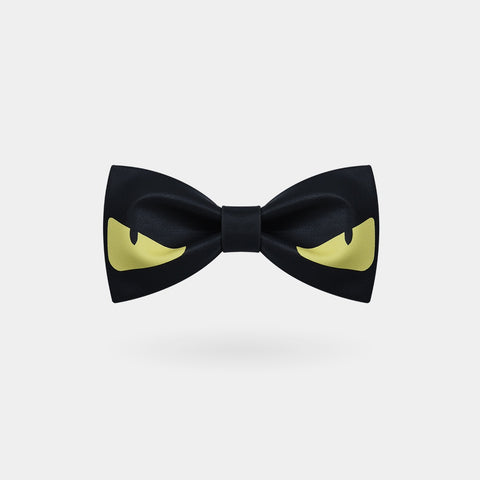 Image of Cool Fashion Cartoon Bow Tie