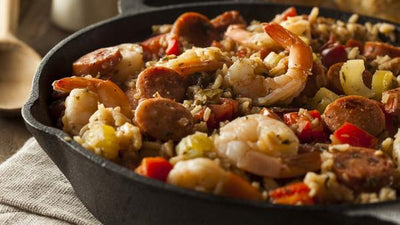 #FoodieFriday: Chicken Paella