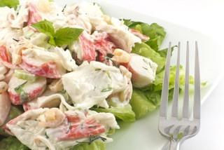 #FoodieFridays: June edition of Crab and Asparagus Salad
