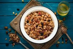 #FoodieFriday: Homemade Granola