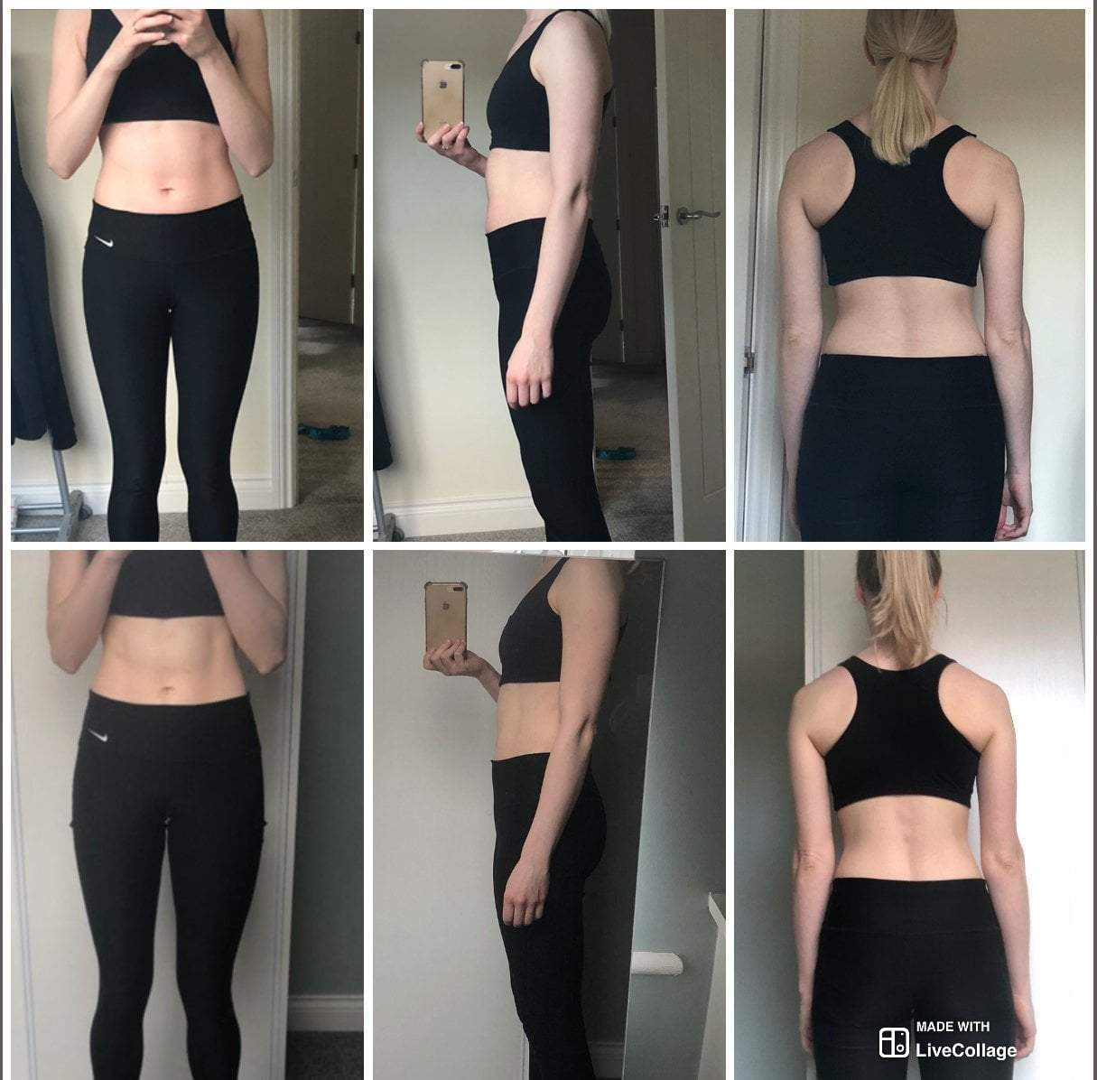 REAL RESULTS - Hannah McAliskey