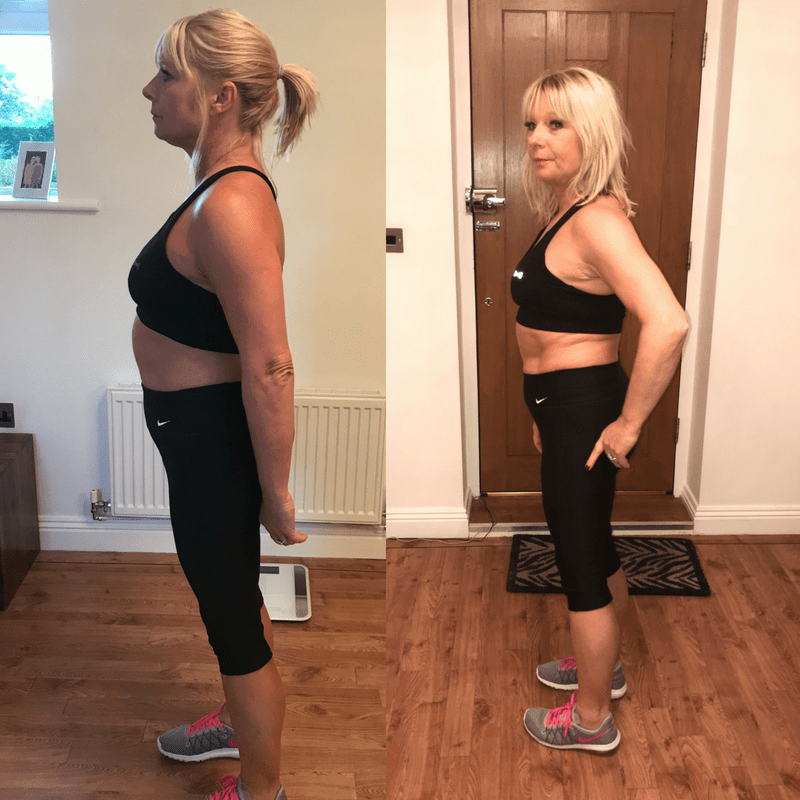 REAL RESULTS - Christine Shipley