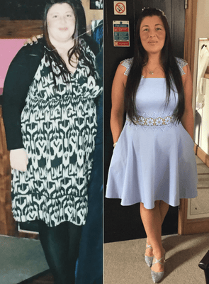 💪🏼 How I lost over 6 stone following Results with Lucy! 😱