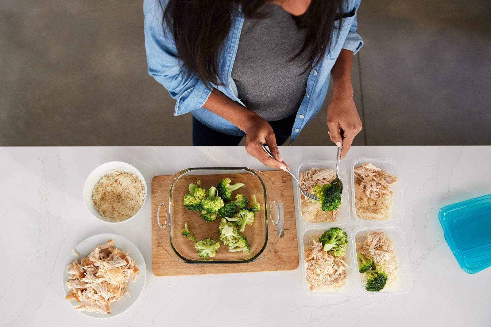 How to Meal Prep Like A Pro: 30 Day Get Lean Style!