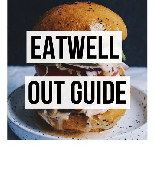 EatWell Out Guide