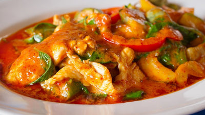 Green or Red Curry