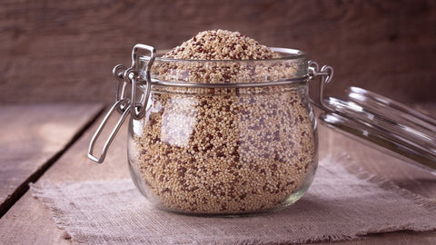 Nutty Quinoa
