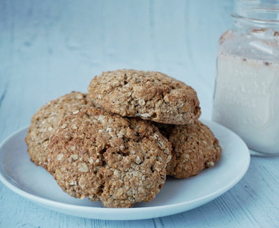 Oaty Ginger Biscuits
