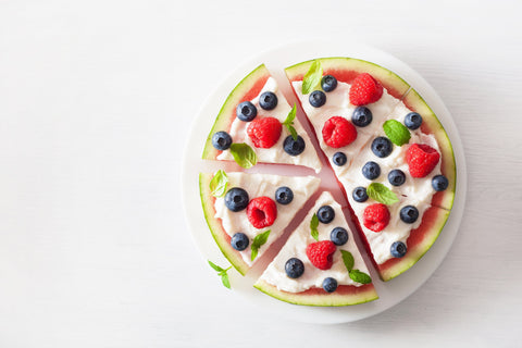 "Watermelon ""Pizza"""