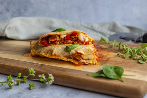 Calzone Pizzas