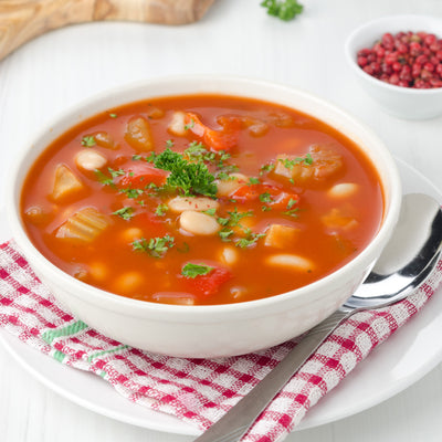 Chunky Minestrone Soup